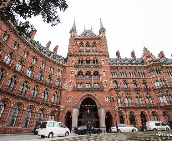 Photo of Hotel St. Pancras Renaissance Hotel London at Euston Road, London NW1 2AR, United Kingdom