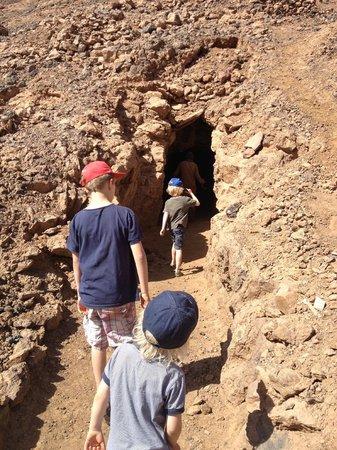 Peace Morocco Tours: De steengroeve