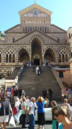 Duomo di Sant'Andrea Apostolo : Costiera amalfitana - Amalfi - Catedral