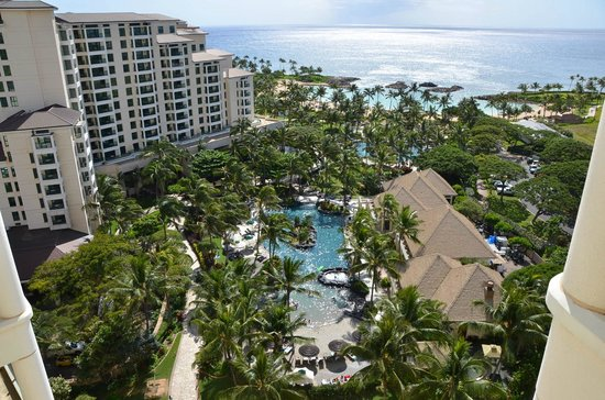 Marriott's Ko Olina Beach Club: great view for $60+ more per night