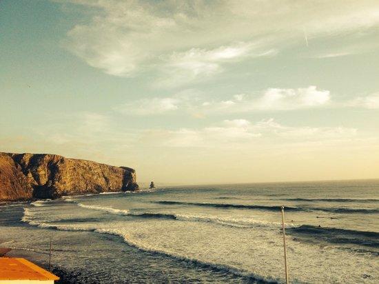 Atlantic Lodge by Surflife Atlantic Riders: Arrifana at sunset