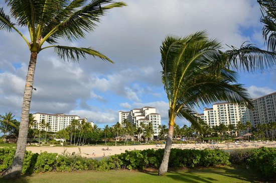 Marriott's Ko Olina Beach Club: nice property