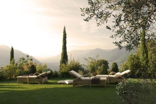 Hotel Patrizia Wellness & SPA: Unser Garten