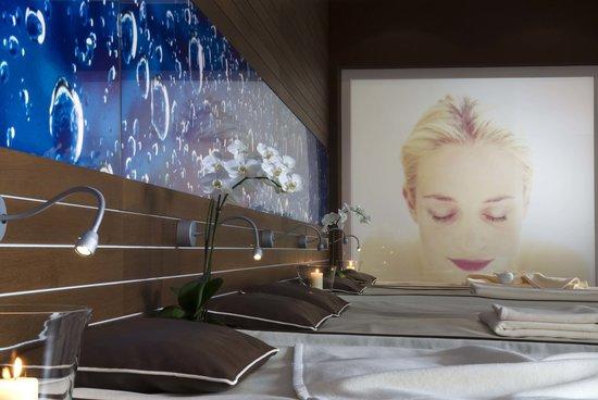 Hotel Patrizia Wellness & SPA: Ruhebereich