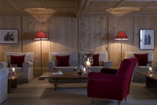 Hotel Patrizia Wellness & SPA: unsere Stube