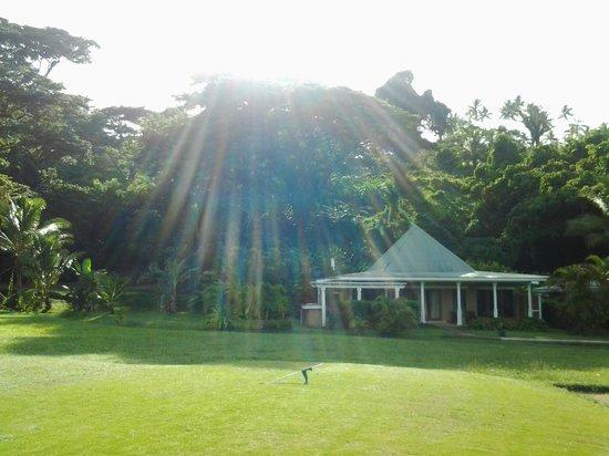 Koro Sun Resort and Rainforest Spa : Il nostro alloggio