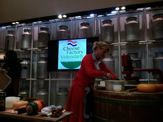 Amsterdam City Tours-Day tours: Cheese factory