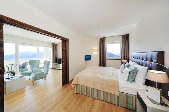 Hotel Patrizia Wellness & SPA: Sonnensuite