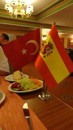 Yigitalp Hotel: restaurant
