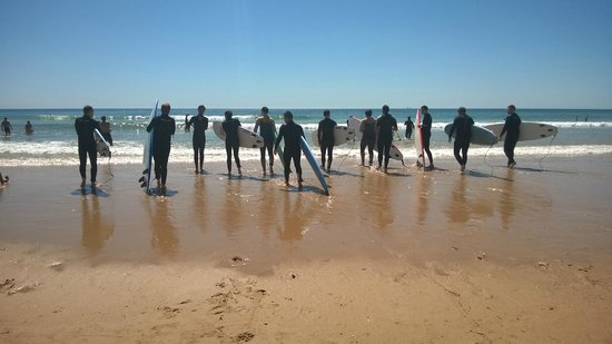 Epic Surf School: Boys on Tour