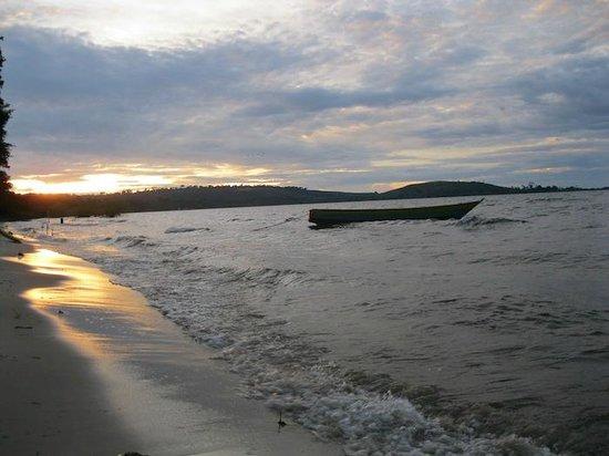 Sesse Islands : Tramonto
