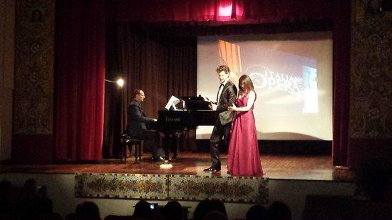 Italian Opera Taormina 2014