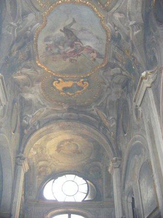 Basilica di Sant'Ambrogio: frescoe