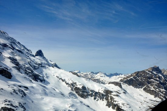 Mount Titlis: view