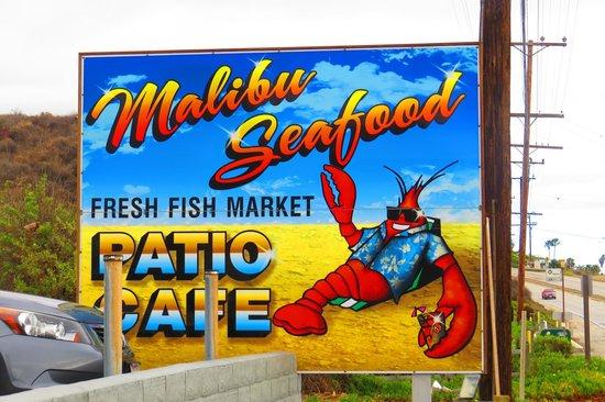 Malibu Seafood Fresh Fish Market and Patio Cafe: Nice Lobster