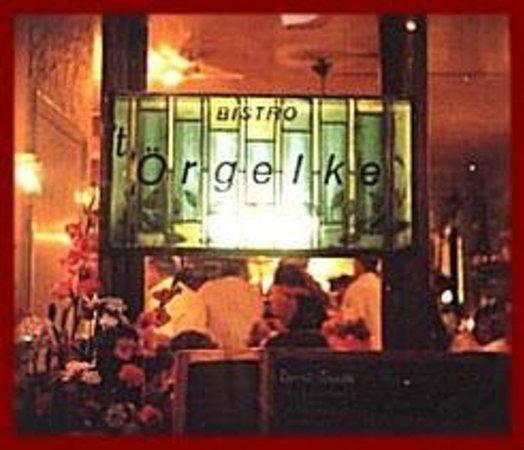 't Orgelke: glas in lood