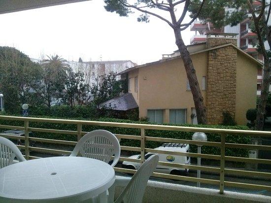 Ona Club Novelty: view from balcony