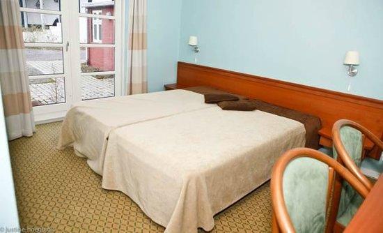 Hotel Allinge : Dobbeltværelse Superior