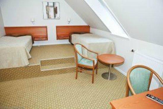 Hotel Allinge : Twinværelse Superior