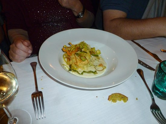Pironetomosca: Primo piatto, lasagnetta vegetariana