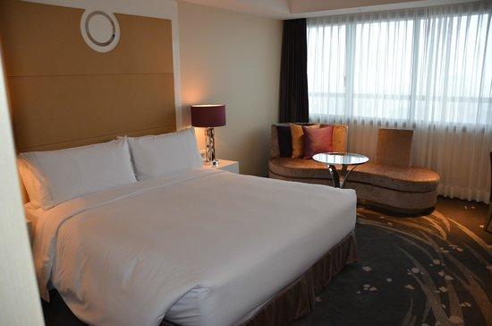 Tokyo Marriott Hotel: best bed ever slept in