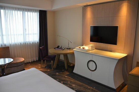 Tokyo Marriott Hotel: nice room