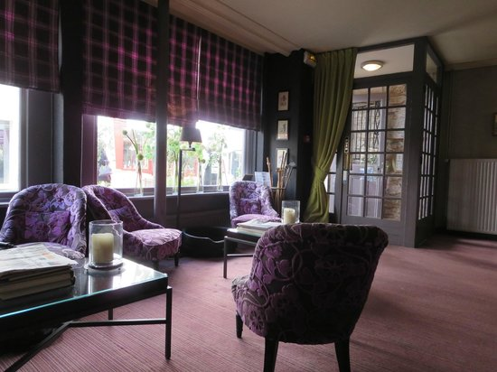 Hotel du Champ de Mars: Hotel Lobby