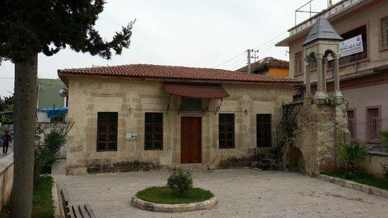 Old Tarsus Houses: Niyazi Efendi Mescidi