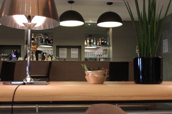 Spa Marin du Val Andre : bar