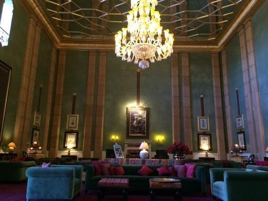 Sahara Palace Marrakech: The Lobby