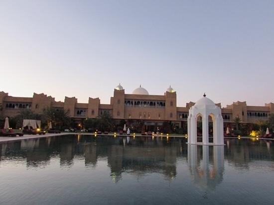 Sahara Palace Marrakech: Pool view