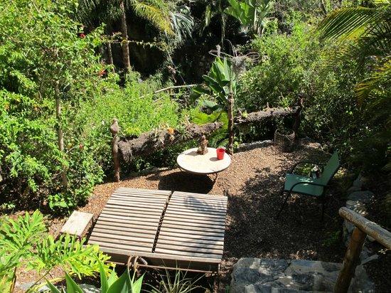 Mesa para tomar el t fotograf a de jardin de los sentidos altea tripadvisor - El jardin de los sentidos ...