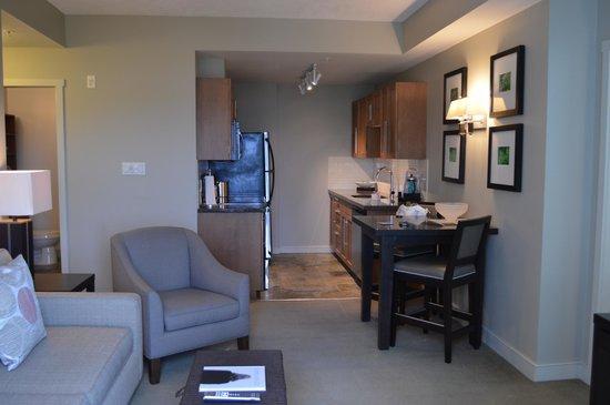 The Oswego Hotel: Kitchen