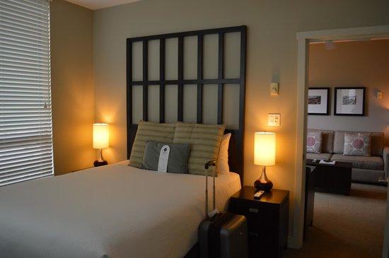 The Oswego Hotel : Bedroom