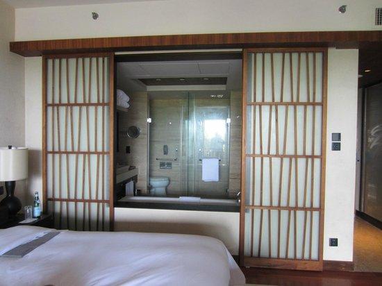 Le Meridien Shimei Bay Beach Resort & Spa: room