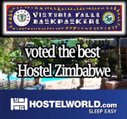 Victoria Falls Backpackers: Best Hostel in Zim
