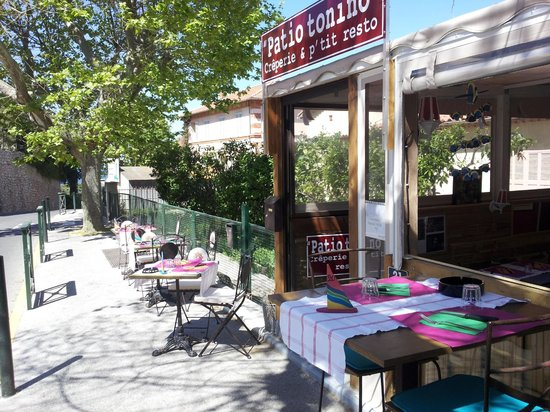 Patio Tonino : petite terrasse cool !
