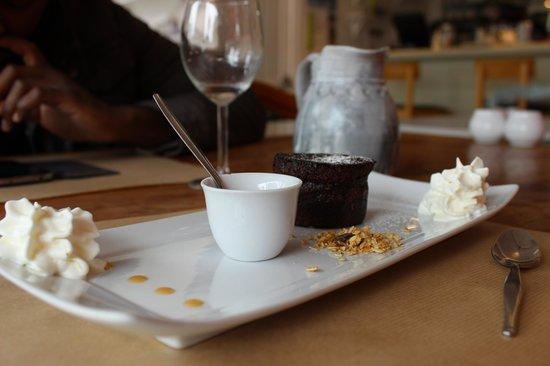 Le Plein des Sens: dessert