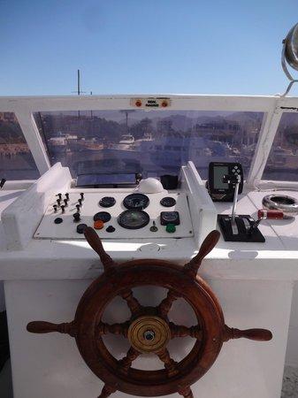 Ahlan Aqaba Scuba Diving Centre: Diving boat