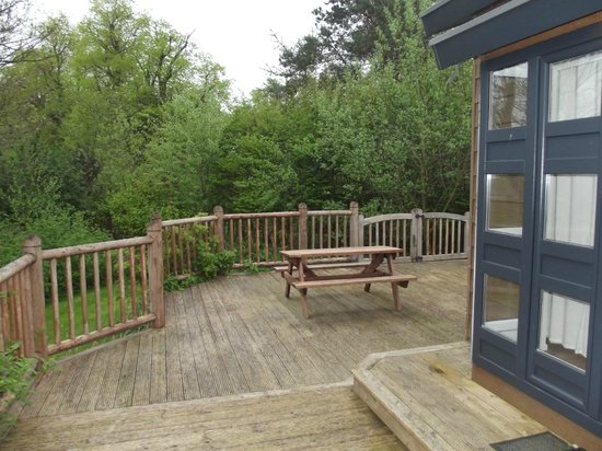 Ribblesdale Park: Deck view