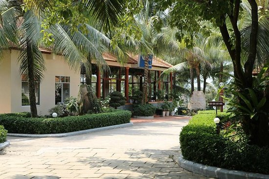 Thien Thanh Resort: Пищеблок