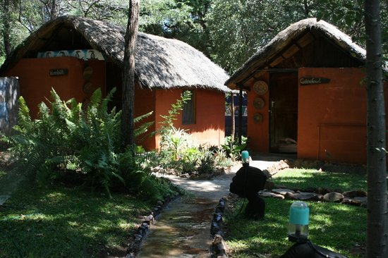 Victoria Falls Backpackers: En suite rooms