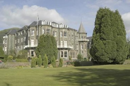 The Keswick Country House Hotel: Stands proud