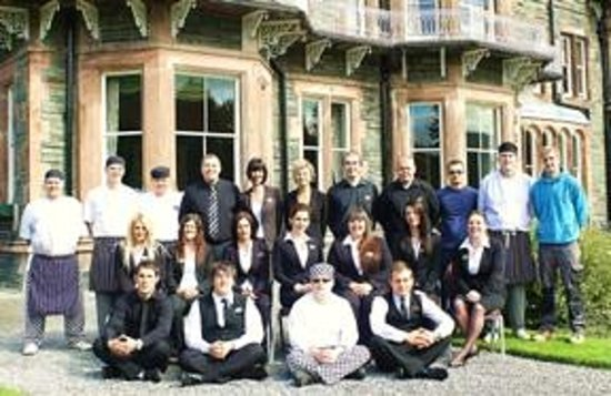 The Keswick Country House Hotel: Staff today