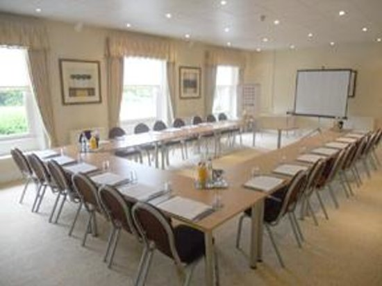 The Keswick Country House Hotel: In conference