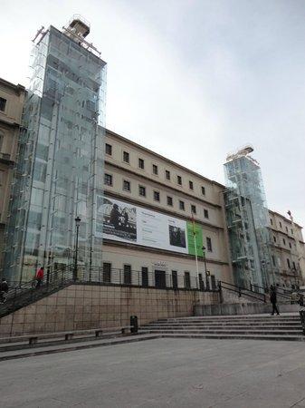 Musée Reina Sofía : Museo Reina Sofia