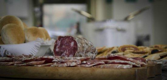 Rivarone, Włochy: Foto cucina