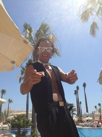 ClubHotel Riu Chiclana : marcel - entertainment team