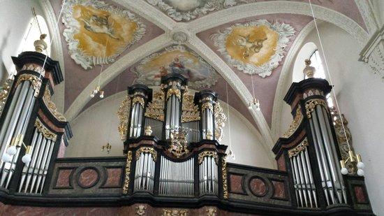 Doppelkirche: Hier spielt die musik ☺