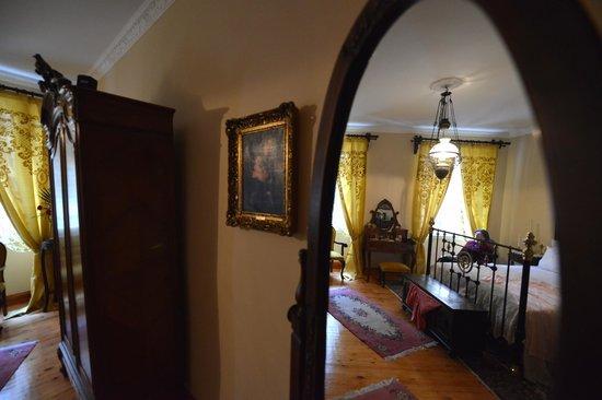 Corfu Town, Grecia: Bedroom